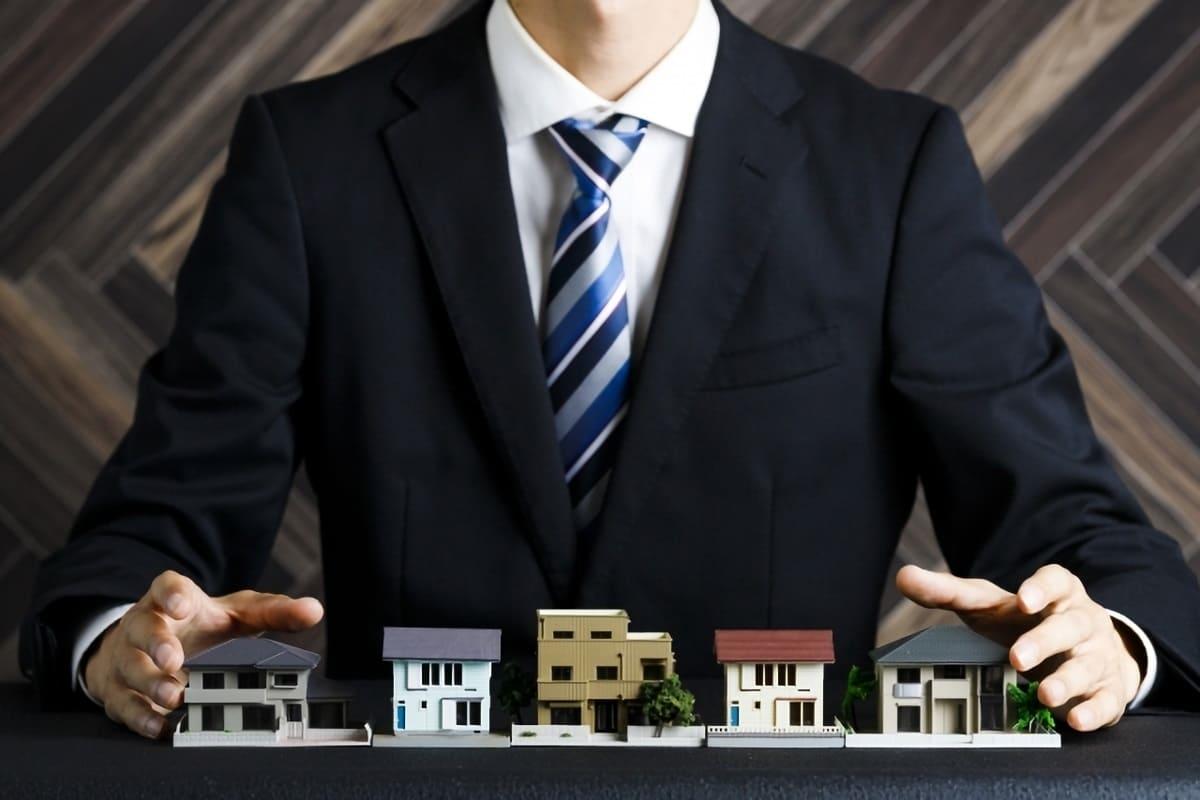 不動産投資で空室リスクをなくすための要、不動産仲介業者の営業マンとは